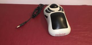 Itac Scrolling Evolution Mouse - Trak - 6 Programmable Buttons Rare