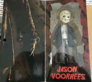 Friday The 13th 2009 Jason Voorhees Living Dead Doll (rare)