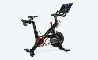 Peloton Exercise Bike - Rarely