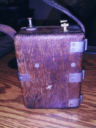 Antique Bell System - Western Electric 38a Test Set