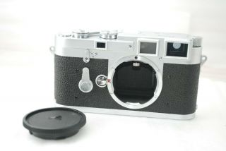 "Leica M3 35mm Rangefinder Film Camera Double Strocke "" Rare "" 3317"