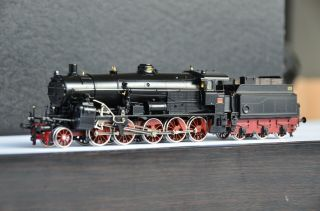 Micro Metakit 97805h Italian Fs Gr,  479 002 Steam Engine Rare