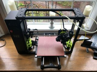 Lulzbot Taz 6 3d Printer (rarely,  Tool Kit Not)