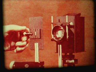 16mm Film From Nasa Schlieren Photography Interesting Rare Film And Footage