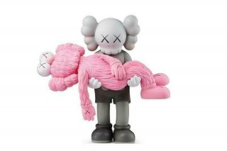 Kaws Gone Companion Bff Vinyl Figure Limited Edition Ngv Toy