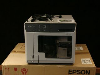 Epson Pp - 50 Discproducer - Six Color Printer (n133a) Rarely