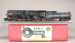 Key Imports N Scale Brass Sp 4 - 8 - 2 Mt - 4 Mountain With Skyline Casing - Rare