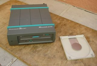 Near - Rare Pinnacle Micro Recordable Cd - R Rcd - 1000 50 - Pin Scsi Drive