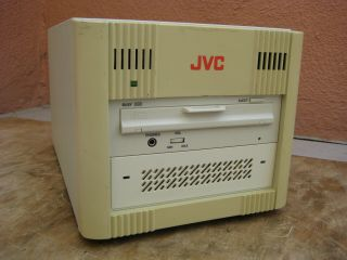 Rare Jvc Cd Recordable System Bc - Cr2000 Xr - W2001 50 - Pin Scsi Cd - R Drive