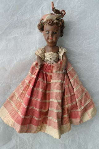 Vintage Sfbj French Doll
