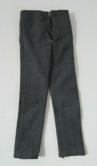 Vintage Barbie: Ken 1403 Going Bowling Gray Pants Slacks
