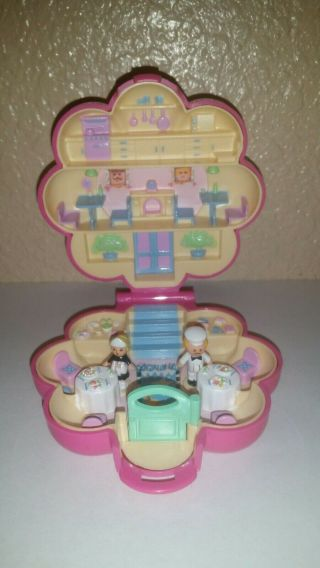Vintage Bluebird Polly Pocket 1990 Mr.  Fry