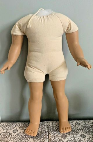 Gotz 18 Inch Doll Soft Body Only Mold 128 - 14 Vintage 1990