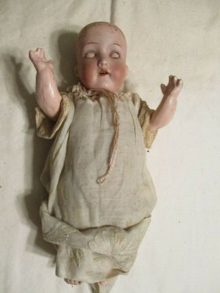 Antique Vintage Armand Marseille A M 390 6/0 German Bisque Composition Doll 9 ""