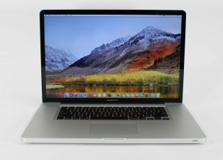 "Rare 17 "" Late 2011 Apple Macbook Pro 2.  4ghz I7 16gb Ram 750gb Hdd,"