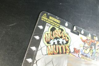 1996 Street Wise Muscle Mutts Sugar Tooth 2