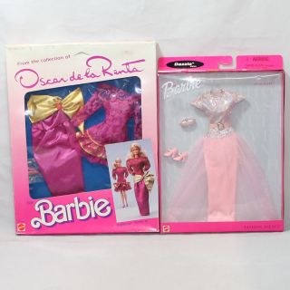 Barbie Fashion Avenue And Oscar De La Renta Cb00371