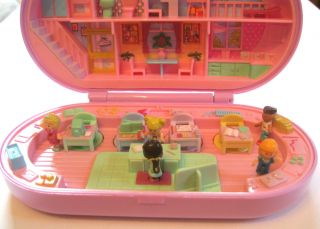 Polly Pocket Stampin
