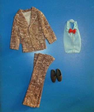 Vintage Ken Doll Clothes - Mod Era Ken Sears Exclusive 9048 - Vhtf