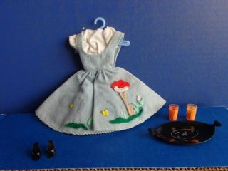 "Vintage Barbie Outfit "" Friday Night Date "" 979 1960s"