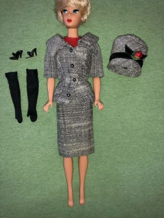 Vintage Barbie 1960's Career Girl Classic And Classy Timeless Chic