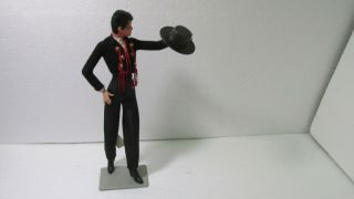"Vintage Marin Chiclana Espana Flamenco Man Dancer Enrique Lucena 10 "" Doll Ds1561"