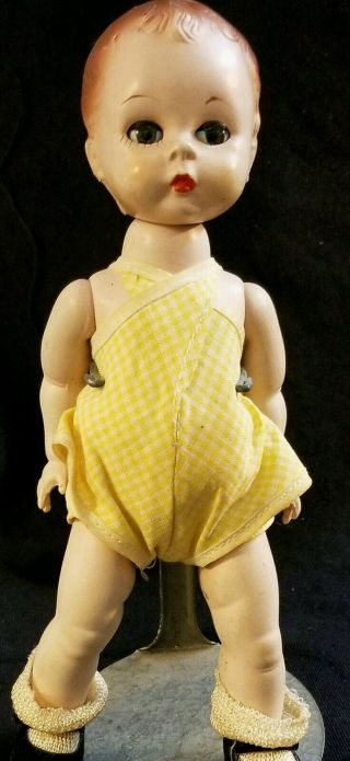 Vintage 8 Inch Alex Doll With Clothes