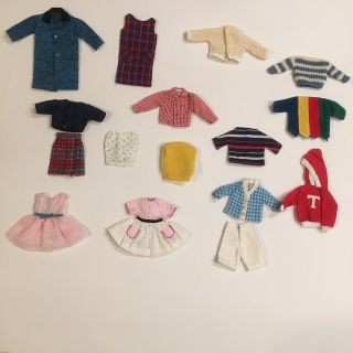 Vintage Tammy/ Pepper Doll Clothes 1960s