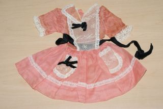 "Pretty Vintage Sweet Sue Doll Dress 17 "" Sweet Sue Doll Tlc"