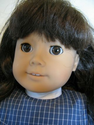 "Samantha,  Pleasant Co. ,  American Girl 18 "" Doll Retired,  Vintage"