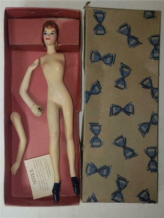 Vintage Latexture Fashiondol Doll