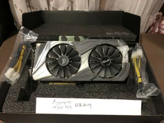 Asus Rog Poseidon Geforce Gtx 1080 Ti 11gb Platinum Edition Graphics Card Rare