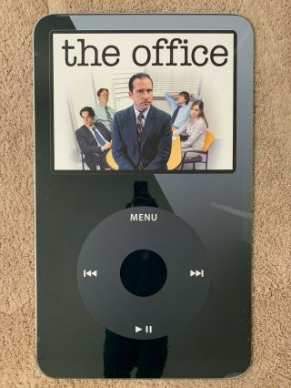 Apple Store Window Display Large Ipod - The Office Rare Vintage Collectors Item