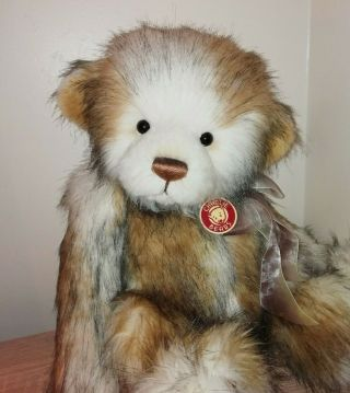 Charlie Bears Jackie 2010 (retired & Rare) One Only