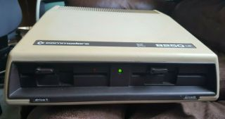 Rare Commodore Cbm 8250lp Dual Ieee Drive - Pet 8032 9000 4032 Ser 31