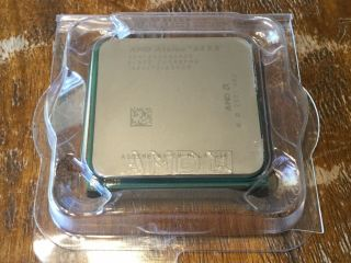 Amd Athlon 64 Fx - 60 - 2.  6ghz Dual - Core (adafx60daa6cd) - Very Rare Cpu