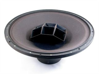 """Rare Altec Multicell 603 Speaker,  15 """" Dia - Cone.  Marked At 10 Ohms,  Tests 5.  6 Ohm"""