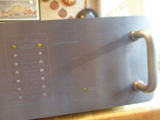 Extremely Rare Carver M - 4.  0t Amplifier