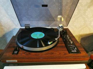 Classic Rare Pioneer Pl - 1200a Turntable