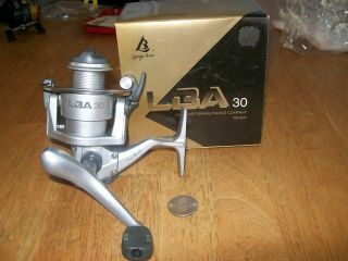 In The Box Lba 30 5.  3:1 Open Face Spinning Fishing Reel 3 Bb 114