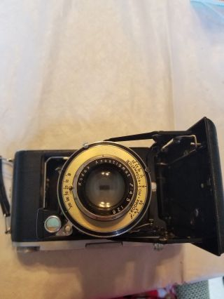 Vintage Antique Kodak Monitor Six 16 Folding Camera