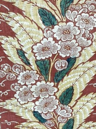 Early C 1830 - 40s Quilt Top Pc Antique Last One