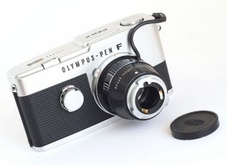 Olympus Pen F Medical - Flawless - Very Rare Collector