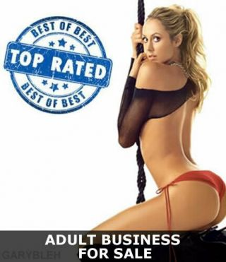 Rare Fully Automated Turnkey Adult Business Website W/ 10 Year Old Domain Name