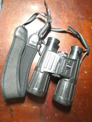 Vintage Carl Zeiss Ag Binoculars 10x40 B T P Rare Made In Germany