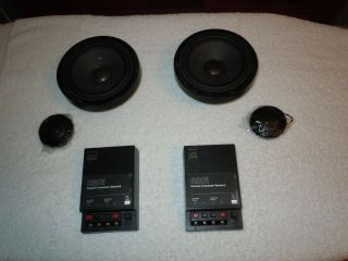 A/d/s Ads 320i Adsspeakers Old School Rare Pristine Cond