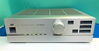 Jvc A - X77 Stereo Amplifier 2 X 95w Rare In