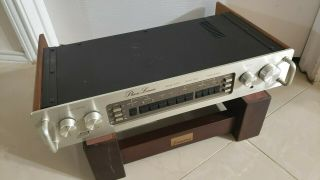 Phase Linear Model 3000 Series Two Preamplifier _ With Very Rare Woodsides