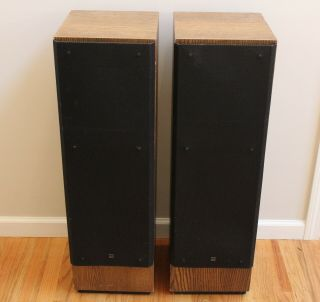 Vintage Pair A/d/s L 990 L990 2 Stereo Speakers Ads Rare