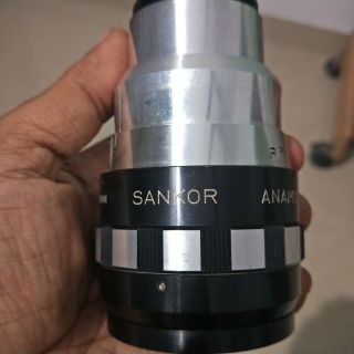 Sankor 16c Anamorphic Lens - 2x Squeeze,  Flares - King Of Anamorphics Rare